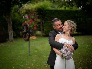 Le nozze di Erika e Massimiliano