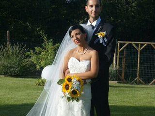 Le nozze di Vanessa e Nicola 1