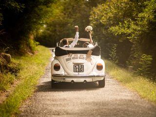 Le nozze di Dorothy e Luca
