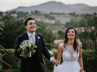 Le nozze di Rosita e Gori