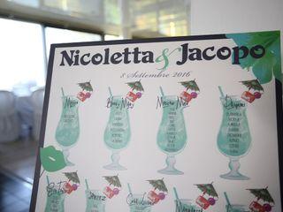Le nozze di Nicky e Jacopo 1