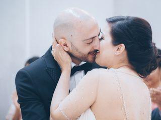 Le nozze di Anya e Fabio