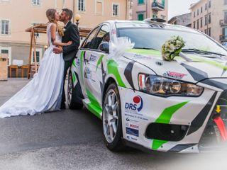 Le nozze di Irene e Enrico