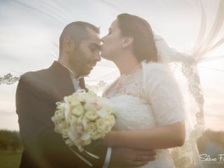 Le nozze di Valentina e Carmelo