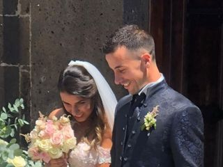 Le nozze di Christian e Maria Teresa 1