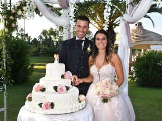 Le nozze di Christian e Maria Teresa