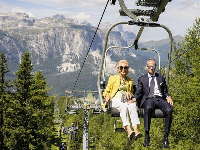Il matrimonio di Giacomo e Ilaria a Badia-Abtei, Bolzano 6