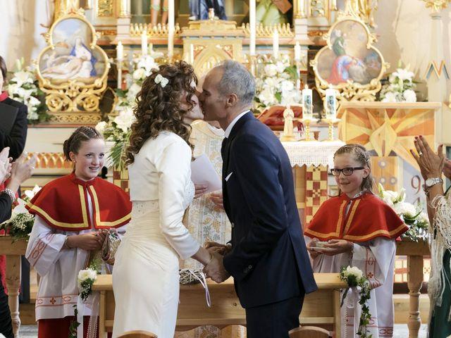 Il matrimonio di Giacomo e Ilaria a Badia-Abtei, Bolzano 10