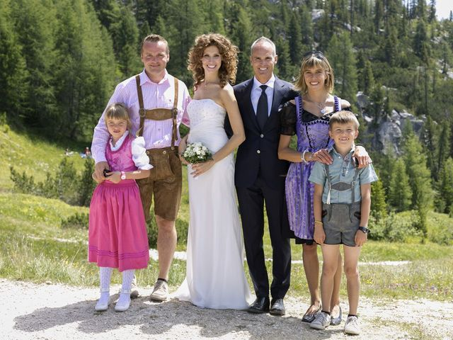 Il matrimonio di Giacomo e Ilaria a Badia-Abtei, Bolzano 13