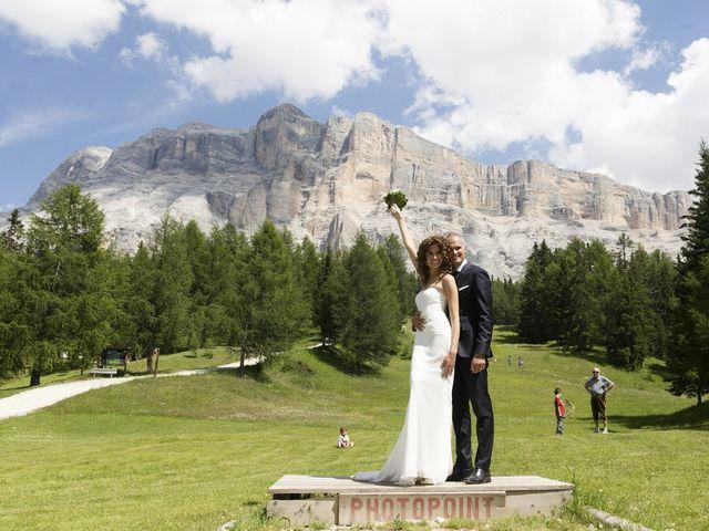 Il matrimonio di Giacomo e Ilaria a Badia-Abtei, Bolzano 18