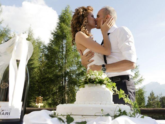 Il matrimonio di Giacomo e Ilaria a Badia-Abtei, Bolzano 26