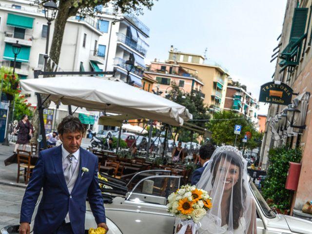 Il matrimonio di Luca e Arianna a Santa Margherita Ligure, Genova 6