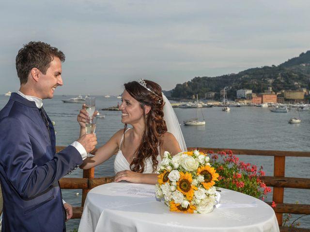 Il matrimonio di Luca e Arianna a Santa Margherita Ligure, Genova 12
