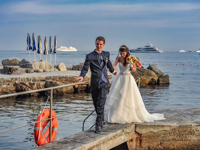 Il matrimonio di Luca e Arianna a Santa Margherita Ligure, Genova 14