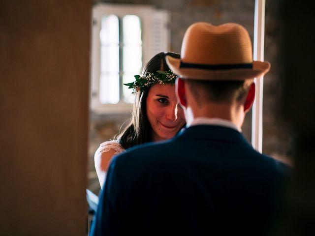 Il matrimonio di Jakob e Sabrina a Denice, Alessandria 77