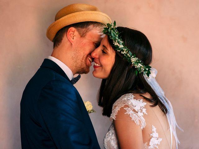 Il matrimonio di Jakob e Sabrina a Denice, Alessandria 79