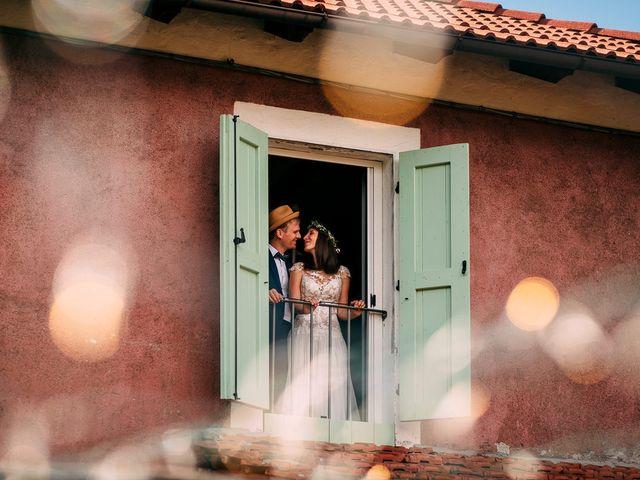 Il matrimonio di Jakob e Sabrina a Denice, Alessandria 80