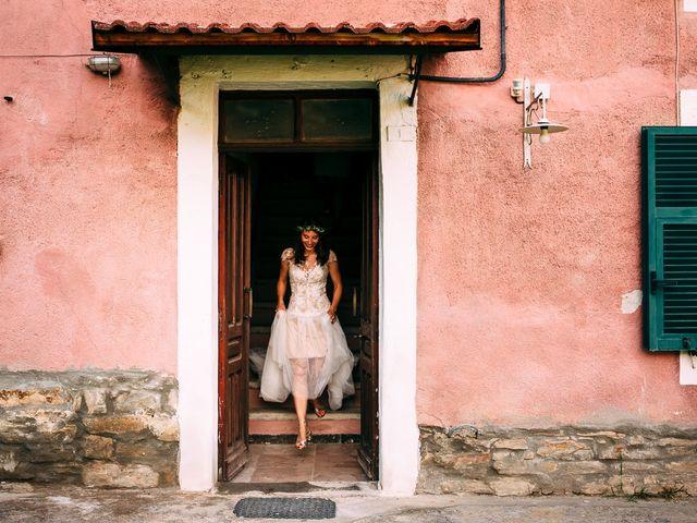 Il matrimonio di Jakob e Sabrina a Denice, Alessandria 82