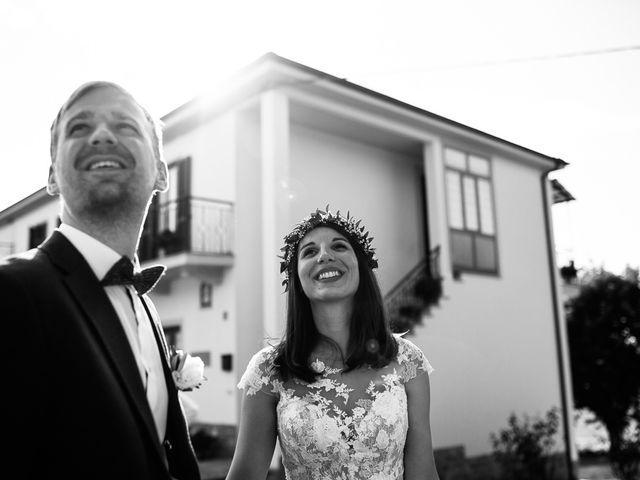 Il matrimonio di Jakob e Sabrina a Denice, Alessandria 89