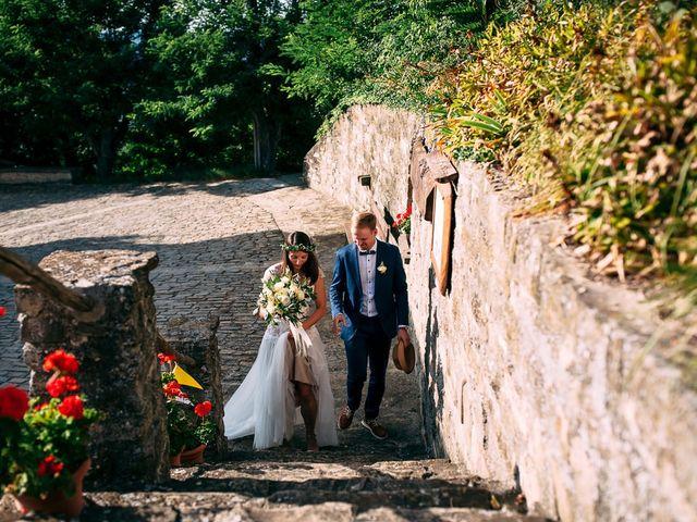 Il matrimonio di Jakob e Sabrina a Denice, Alessandria 90