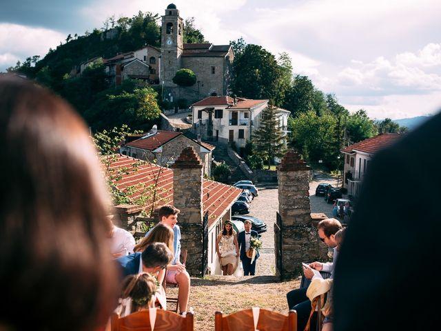 Il matrimonio di Jakob e Sabrina a Denice, Alessandria 94