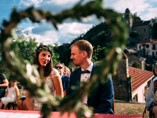 Il matrimonio di Jakob e Sabrina a Denice, Alessandria 95