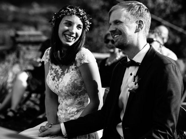 Il matrimonio di Jakob e Sabrina a Denice, Alessandria 97