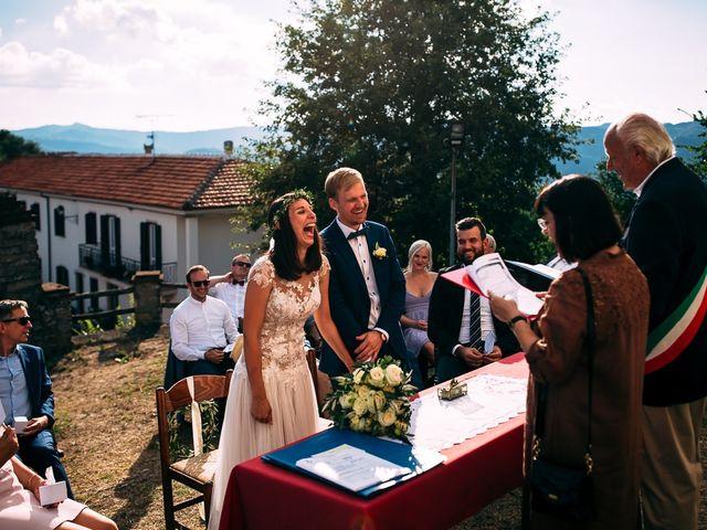 Il matrimonio di Jakob e Sabrina a Denice, Alessandria 101