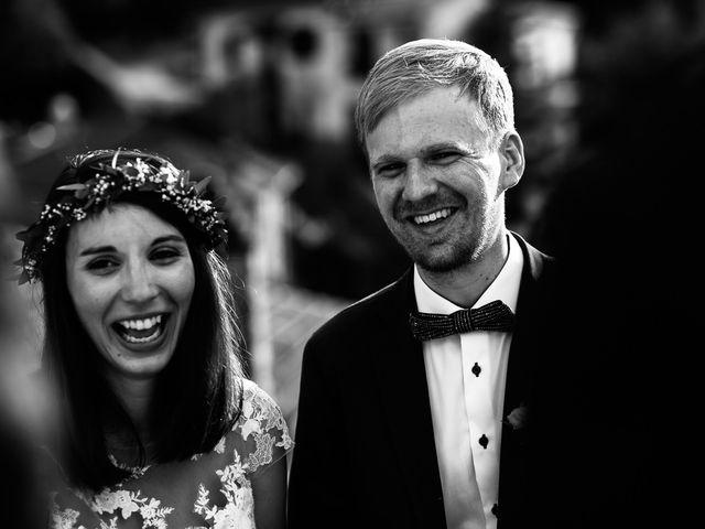 Il matrimonio di Jakob e Sabrina a Denice, Alessandria 103