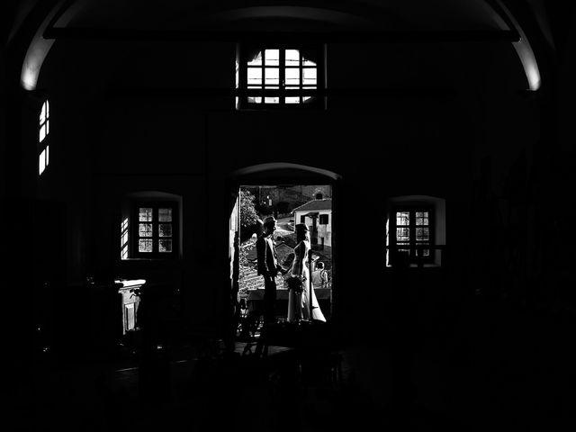 Il matrimonio di Jakob e Sabrina a Denice, Alessandria 107