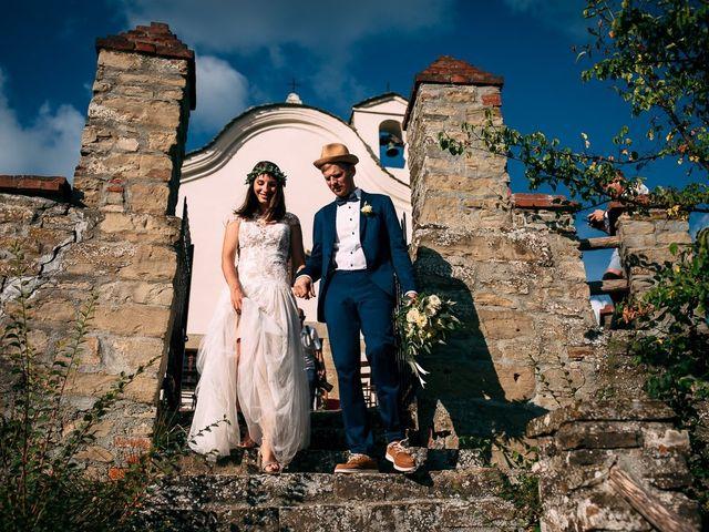 Il matrimonio di Jakob e Sabrina a Denice, Alessandria 109