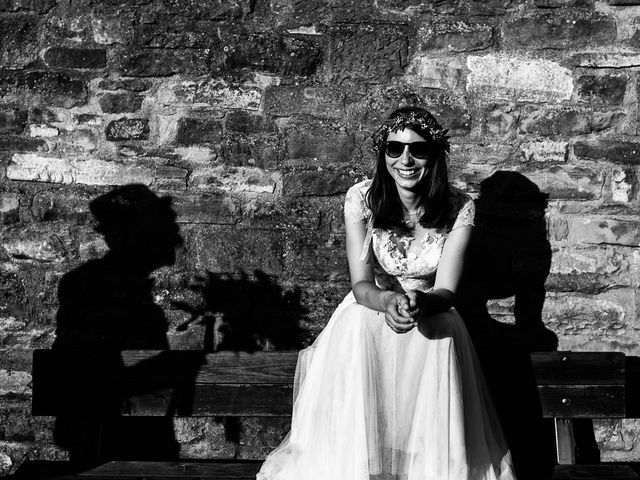 Il matrimonio di Jakob e Sabrina a Denice, Alessandria 118
