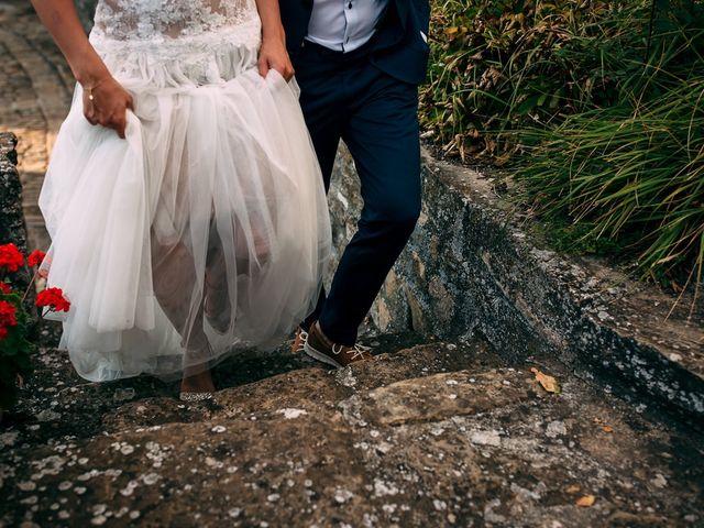 Il matrimonio di Jakob e Sabrina a Denice, Alessandria 124