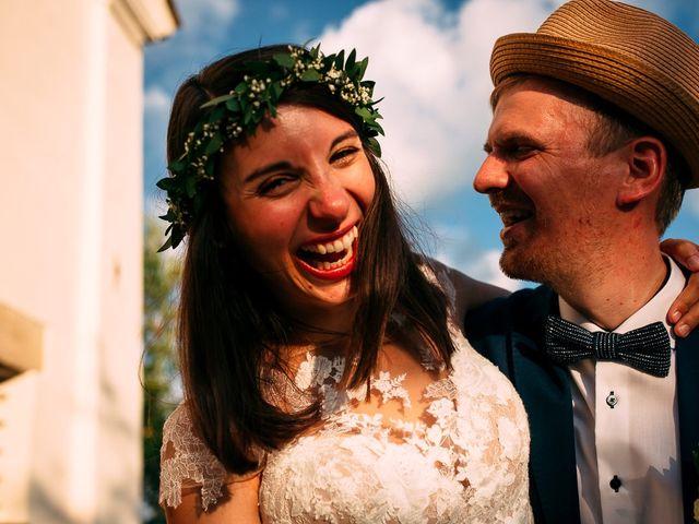 Il matrimonio di Jakob e Sabrina a Denice, Alessandria 128