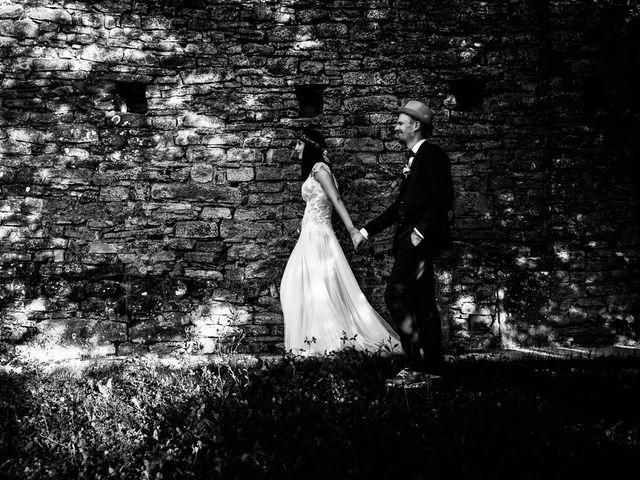Il matrimonio di Jakob e Sabrina a Denice, Alessandria 129