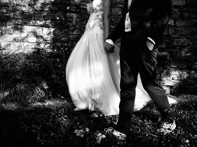 Il matrimonio di Jakob e Sabrina a Denice, Alessandria 130