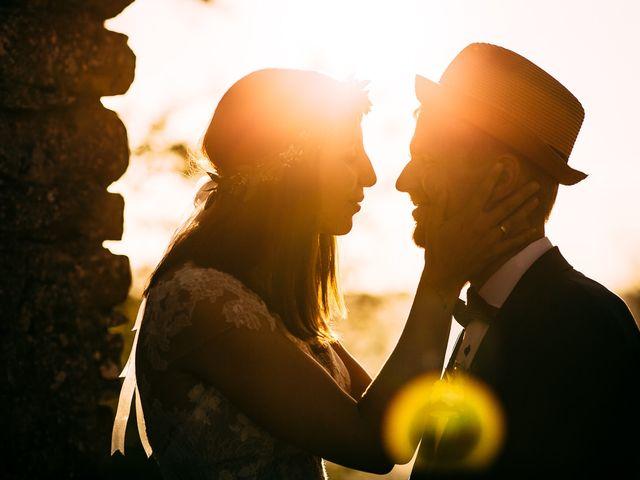 Il matrimonio di Jakob e Sabrina a Denice, Alessandria 131