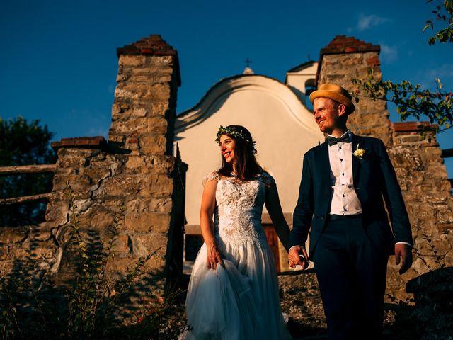 Il matrimonio di Jakob e Sabrina a Denice, Alessandria 135