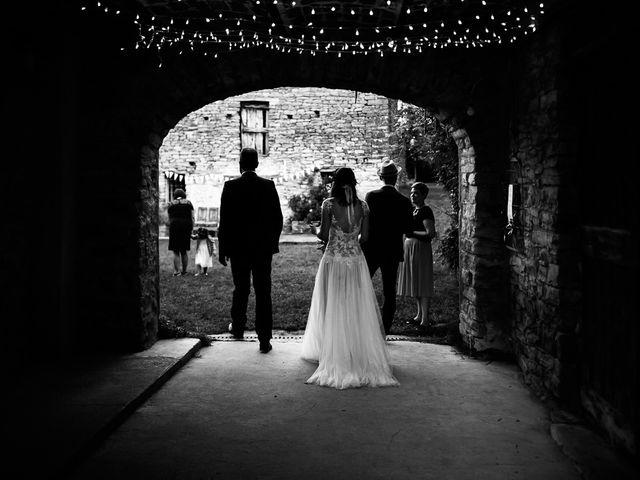 Il matrimonio di Jakob e Sabrina a Denice, Alessandria 141