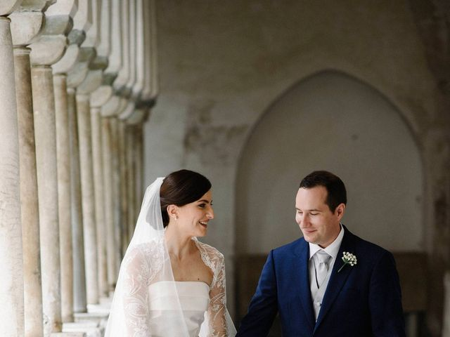 Il matrimonio di Jack e Erica a Amalfi, Salerno 15