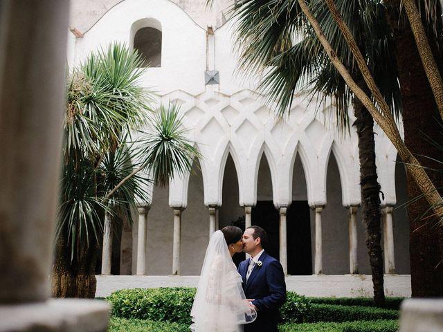 Il matrimonio di Jack e Erica a Amalfi, Salerno 1
