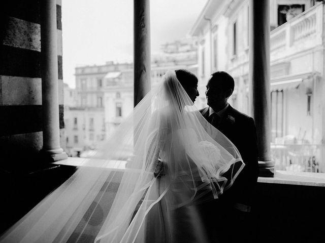 Il matrimonio di Jack e Erica a Amalfi, Salerno 16