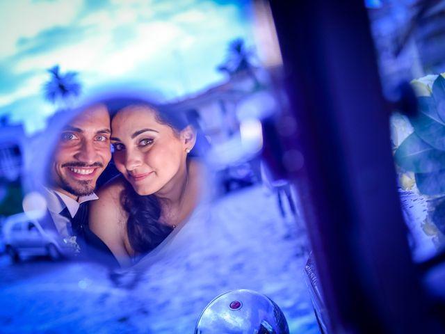 le nozze di Giovanna e Claudio