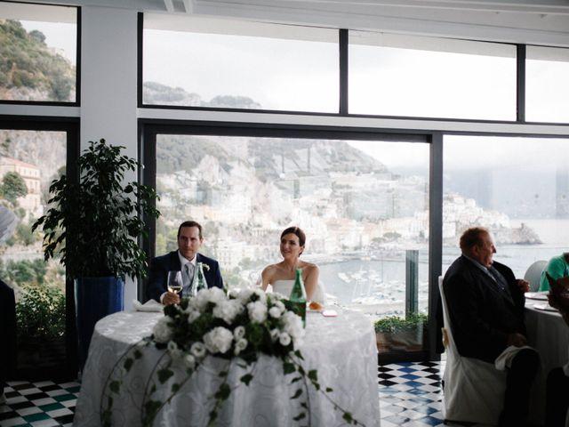 Il matrimonio di Jack e Erica a Amalfi, Salerno 24