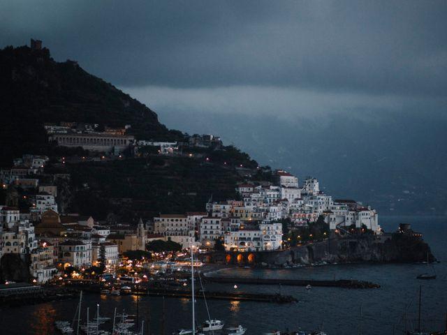 Il matrimonio di Jack e Erica a Amalfi, Salerno 29