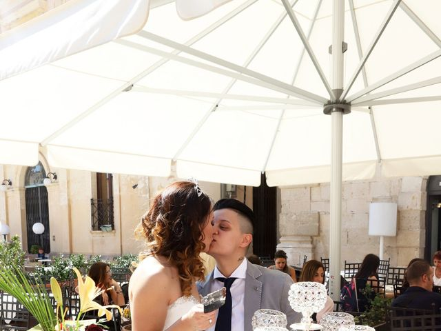 Il matrimonio di Denise e Deborah a Milano, Milano 3