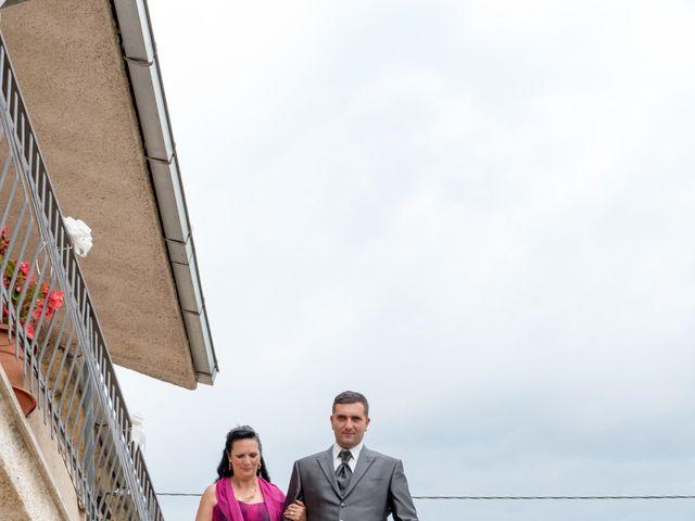 Il matrimonio di Diego e Deborah a Piedimonte San Germano, Frosinone 16