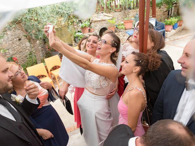 Il matrimonio di Diego e Deborah a Piedimonte San Germano, Frosinone 33