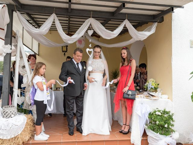 Il matrimonio di Diego e Deborah a Piedimonte San Germano, Frosinone 37