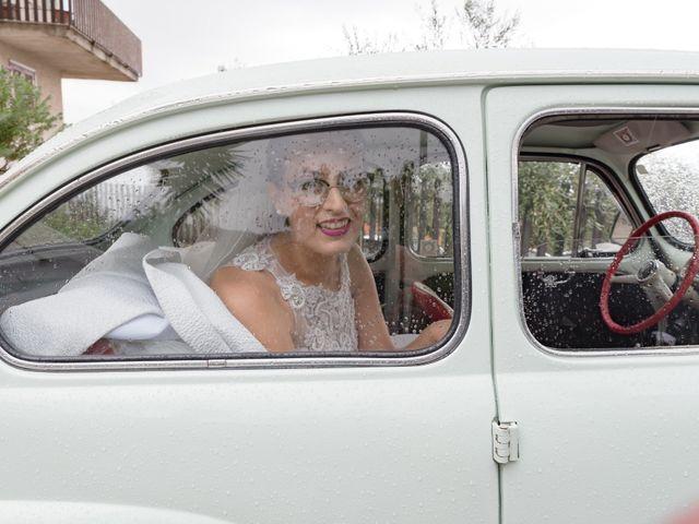 Il matrimonio di Diego e Deborah a Piedimonte San Germano, Frosinone 39
